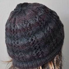 Sausalito Cables Lace Hat