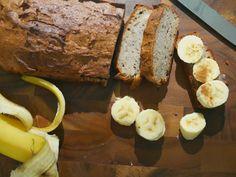 Ciasto/chleb bananowe bez mleka, pszenicy i jajek » healthy plan by ann