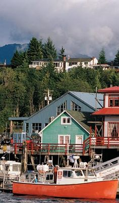 We'll be reading this article: Going Coastal. Prince Rupert, BC for ideas on what to do in Prince Rupert.