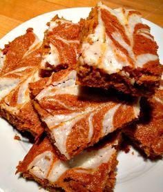 carrot cakes, healthi pumpkin, pumpkin carrot, chees bar, bar recipes, cake bars, carrot cream, dessert bars, cream cheese frosting