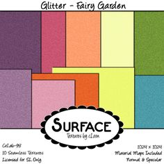 Surface - Glitter - Fairy Garden Contact | Flickr - Photo Sharing!