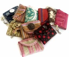 Arm Candy For You: Tutorial-Credit Card Holder