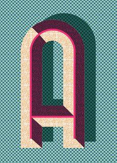 {Alphabet Letters} The letter 'A' #typography #letters #font #lettering #alphabet