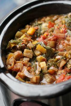 slow cooker winter ratatouille