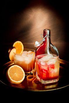 Brandy Plum Sours