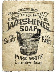 Soap Labels on Pinterest | Vintage Labels, Primitive Labels and Soap ...
