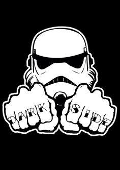 DarkSide Knuckle Trooper