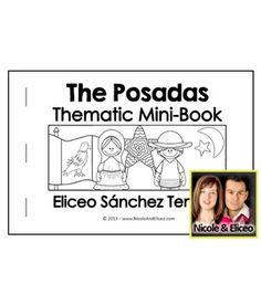 Thematic Mini-Book - The Posadas - A Mexican Holiday Tradition (English & Spanish)