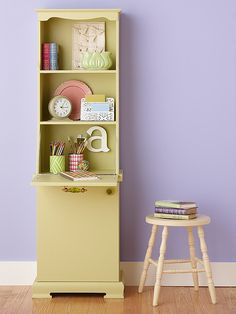 Freshen Up a Bookcase