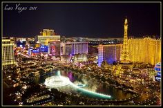 Been there,done that.......and loved it. Las Vegas, Nevada, USA.