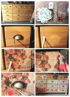 serviettentechnik on pinterest 21 pins. Black Bedroom Furniture Sets. Home Design Ideas
