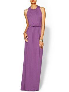 Rachel Pally Dejan Maxi Dress - Plum