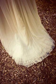 Bohemian Wedding Gown <3