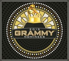 2013 GRAMMY Nominees album featuring a selection of songs from this year's nominees to be released Jan. 22, 2013!