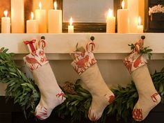 55 Stocking stuffer ideas for kids burlap, christma stock, backpacks, christmas holidays, decorating ideas, christmas stockings, birds, stock stuffer, kid