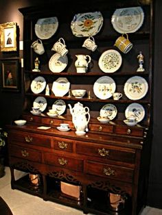 Info about Welsh cupboards