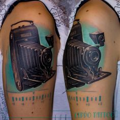Camera by Lippo Tattoo