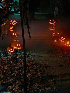 Lovely Samhain.