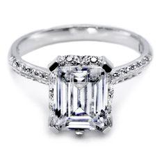 #Tacori #FAllBling I heart this ring from TACORI! Style no: 2504EMP9X7-Tacori FallBling