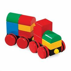 BRIO Magnetic Stacking Train by BRIO   Toys   chapters.indigo.ca