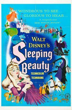 Sleeping Beauty Movie Poster - Internet Movie Poster Awards Gallery