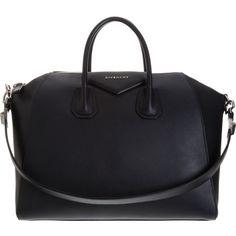Givenchy Large Antigona Duffel ($2,570) ❤ liked on Polyvore