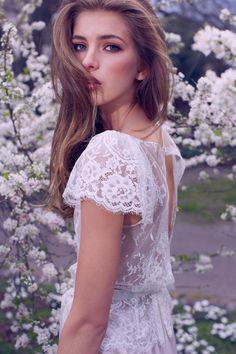 wedding dressses, fashion, lace tops, style, long hair, dream wedding dresses, model mayhem, white lace, lace dresses