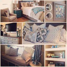 Master bedroom... in love