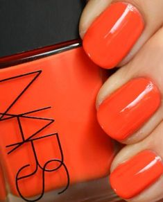 Fall Nail Trends: Bright colors POP too!