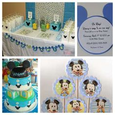 logan mickey mouse baby shower on pinterest mickey mouse ba
