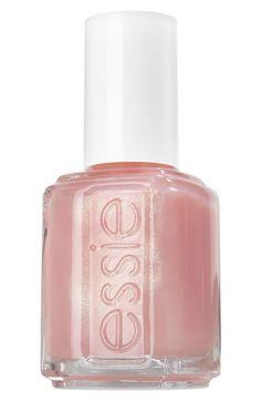 Essie nail polish, Nude Beach