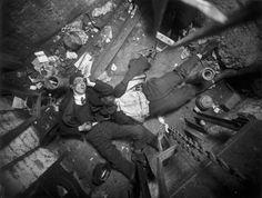 Weegee - Crime Scene photograph citi municip, elev shaft, arthur fellig, municip archiv, crime scene, new york city, york citi, robert green, photographi