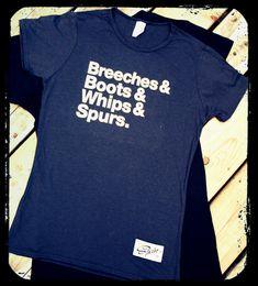 Ladies Equestrian Shirt