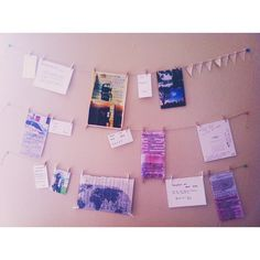 Prayer Wall; you can see what you're praying for, what prayers have been answered and reflect on JOY.