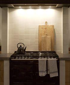 Achterwand keuken tegels
