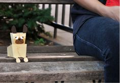 The Easiest Way to Make an Adorable Paper Version of Your Dog-- very cool book!