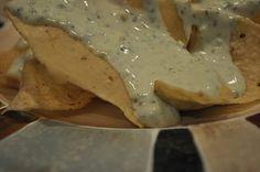 Chuy's jalapeno ranch dip