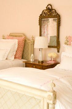 Guest Bedroom; Elizabeth Dinkel Design Associates