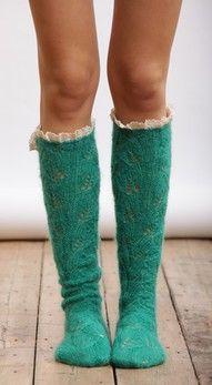 #Boot socks.... WANT!!!  #Fashion #New #Nice #Beauty  www.2dayslook.com