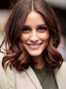 short hair, hair colors, curl, short cuts, olivia palermo