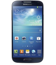 Samsung Galaxy S4 (black)