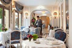 Auberge du Jeu de Paume - Chantilly : Restaurant le Jardin d'Hiver