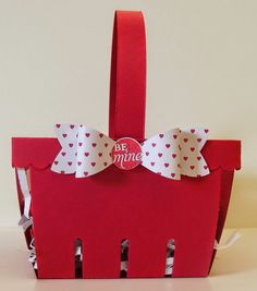 Berry Basket,Stampin