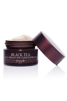 Beauty must-have: Black Tea Eye Concentrate