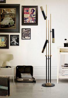 Ike #mid-century#modern lighting#unique lamps#stilnovo lamps# dining table Lamps#vintage desk lamps#brass sconces#decoration#home decor#light#lights