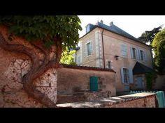 Le Domaine de George Sand à Nohant sur un air de Chopin