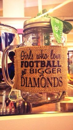Girls who love football get bigger diamonds