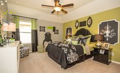 Girl's Room by Village Builders® - A Lennar Luxury Brand