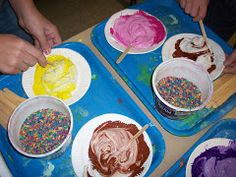 The Elementary Art Room!: Substitute Art Centers