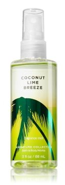 Wanderlust Wednesday: Be a Beauty in Bali | Bath and Body Works Coconut Lime Breeze Body Spray